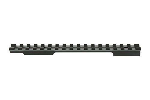 EGW Remington 700, 721, 725 Long Action Picatinny Rail Scope Mount - 0 MOA ()
