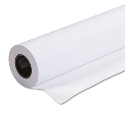 Singleweight Matte Paper, 120 g, 2 quot; Core, 24 quot; x 131.7 ft., White