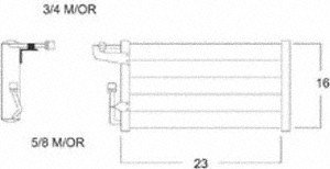 Spectra Premium 7-3647 A//C Condenser for Chevrolet Astro 73647SPI