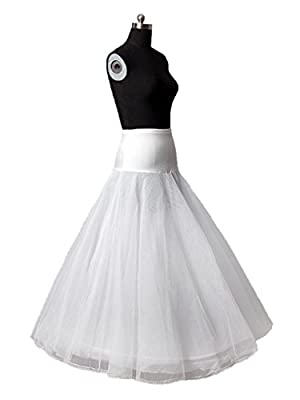Snowskite 2014 White Bridal Petticoat for A Line Wedding Dress