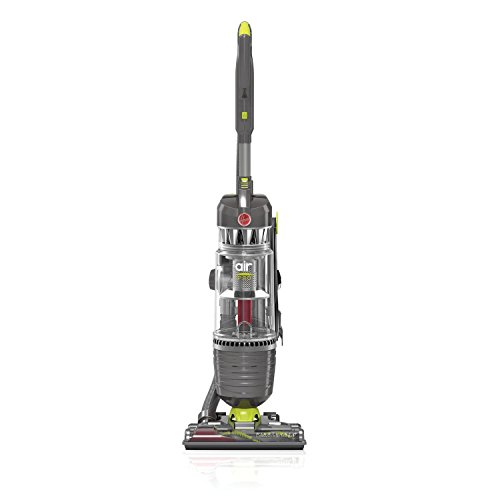 Hoover - Windtunnel 3 Air Pro Bagless Upright Vacuum - Silve