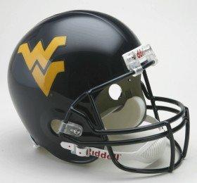 (West Virginia Mountaineers Riddell Deluxe Replica)