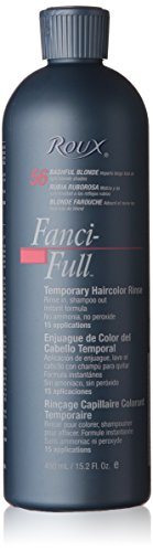 Roux Fanci-Full Rinse, 56 Bashful Blonde, 15.2 Fluid Ounce (Rinse Full Fanci)