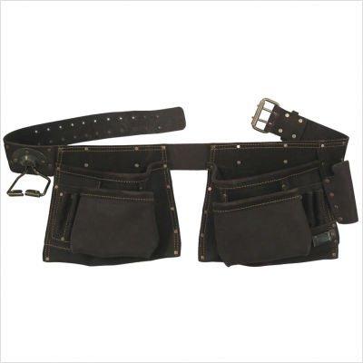 Style n Craft 90-42310 Pocket Oiled Top Grain Tool Belt