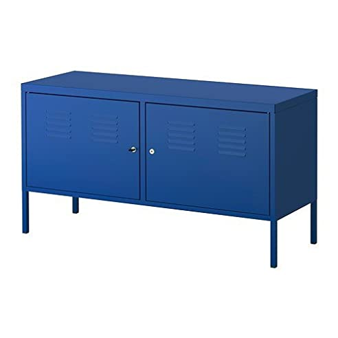 Ikea Ps Schrank In Blau; (119X63Cm): Amazon.De: Küche & Haushalt