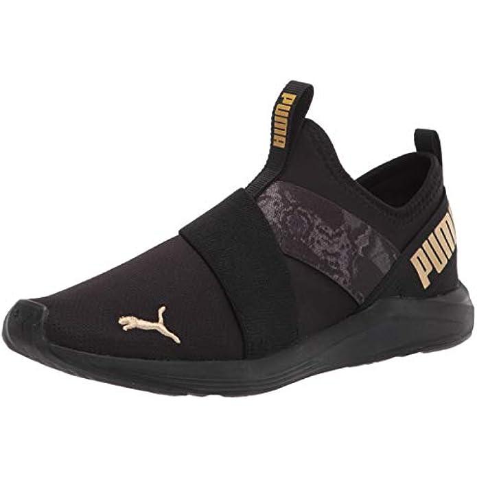 PUMA Women's Prowl Slip On Cross Trainer Sneaker
