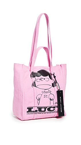 Marc Jacobs Women's The Tag Tote 27, Pink, One Size