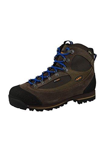 AKU scarpe da trekking da trekking 838-170 Trekker LITE II GTX Men Antrim. Arancione nero Marron