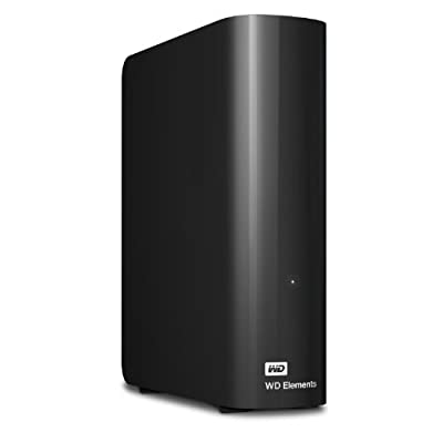 WD Elements Portable External Hard Drive - USB 3.0 by WD
