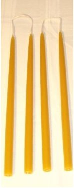 Abigail's Studio 100% Beeswax Thin Taper Candle 12