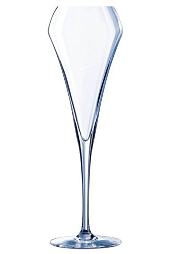 6 Sparkling Wine Glasses 20 cl Chef & Sommelier Open Up Range
