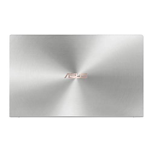 """ASUS ZenBook 14 UX433FA-A5144T - Portátil de 14"""" FHD (Intel Core i7-8565U, 8 GB RAM, 256 GB SSD, Intel UHD Graphics 620, Windows 10) Metal Plata Carámbano - Teclado QWERTY Español 5"""