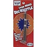 Vo-Toys Silent Brass Dog Whistle