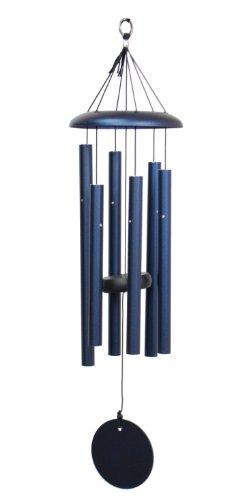 Corinthian Bells 27-inch Windchime, Midnight Blue