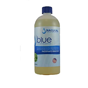 Natural Chemistry 05121 Phos Free Pool Cleaner 3 Liter Swimming Pool Clarifiers