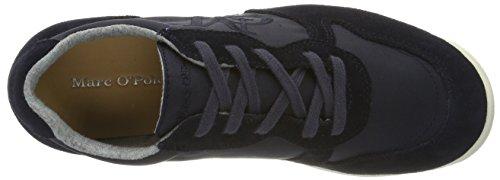 Marc Opolo Damen 70113913501604 Sneaker Blau (blu Scuro)