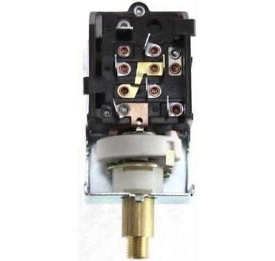 OCTANE LIGHTING Jeep Cherokee Cj5 Cj7 Wagoneer Dash Mounted 7-Terminal Headlight Headlamp Switch ()