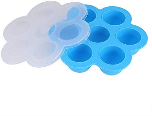 Molde para congelador de alimentos, moldes antiadherentes de ...