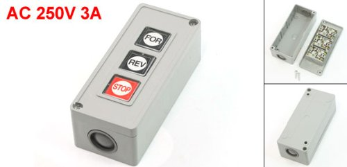 Uxcell Power Push Button Switch