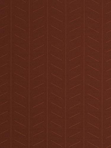 Cinnamon Red Stripes Contemporary Modern Nfpa 701 Fr Cubicles Healthcare Wovens Upholstery Fabric by the yard