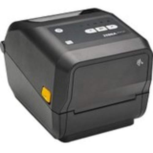 - Zebra - ZD420t Thermal Transfer Desktop Printer for Labels and Barcodes - Print Width 4 in - 203 dpi - Interface: Bluetooth, Ethernet, USB - ZD42042-T01E00EZ