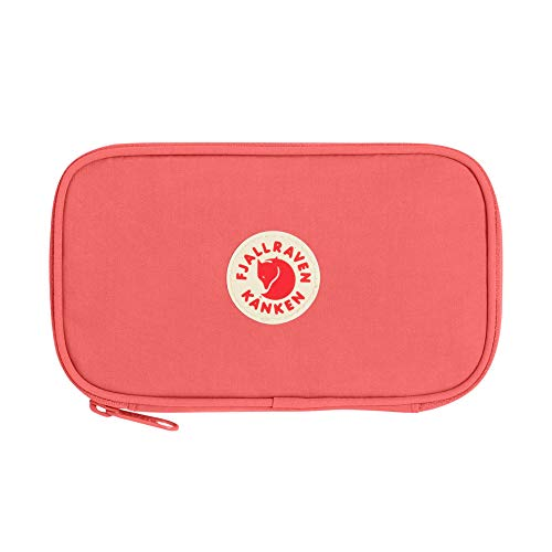 Fjallraven - Kanken Travel Wallet for Passports, Peach Pink