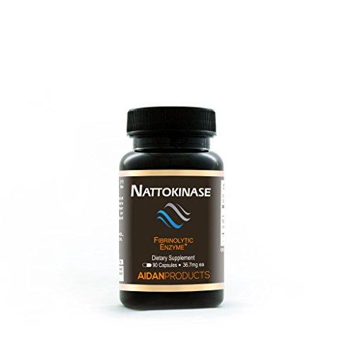 - Nattokinase 90 Capsules: Potent Fibrinolitic Enzyme