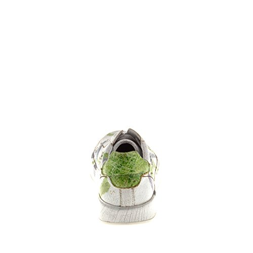 Femme Véritable Chaussures Felmini Trump Avec Amour B009 en Cuir Baskets Tomber Multicolore Multicolore 4qR5g