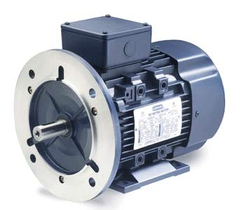 5.5-4 hp-kw 1750 RPM DF112MD Frame 230/460V Leeson Electric Metric Motor # 193340