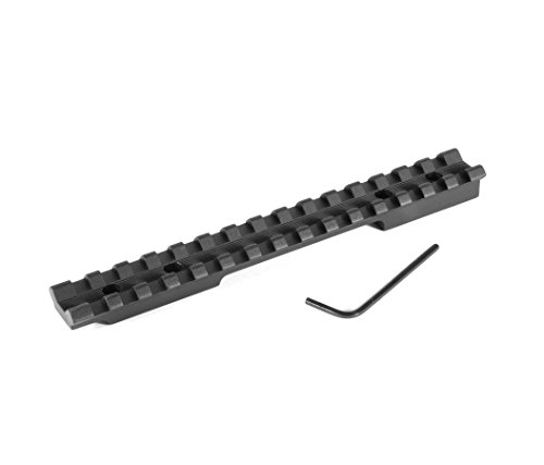 - Evolution Gun Works Winchester XPR Short Action Picatinny Rail Scope Mount 0 MOA Ambidextrous