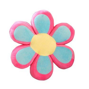 PlayDo Cute Flowers Cushions Throw Pillow (Pillow Shaped Flower)