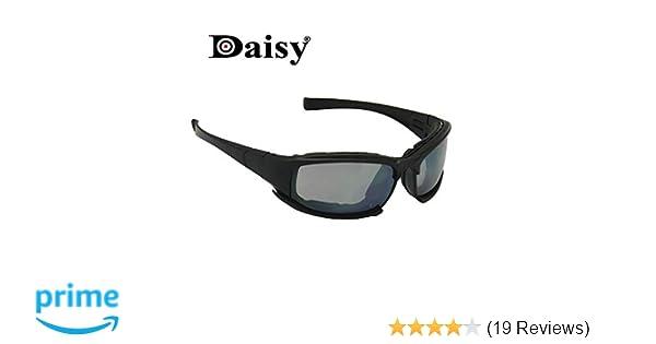 Amazoncom Polarized Daisy X7 Army Sunglasses Military Goggles 4