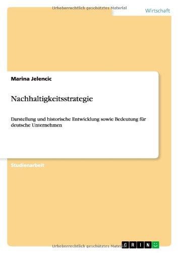 Download Nachhaltigkeitsstrategie (German Edition) PDF