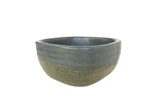Handmade Bowl Small (Cafe Ceramic Small Square Bowl Handmade by Fair Trade Artisans (Square))