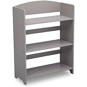 Delta Children MySize Bookshelf, Grey
