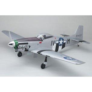 京商 SQS ワーバード P-51D ムスタング 90 ARF kyosho-11892