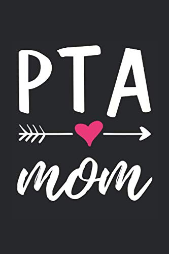 PTA Mom: Volunteer Appreciation Gift Notebook for School Parent Volunteers (Journal, Diary) -