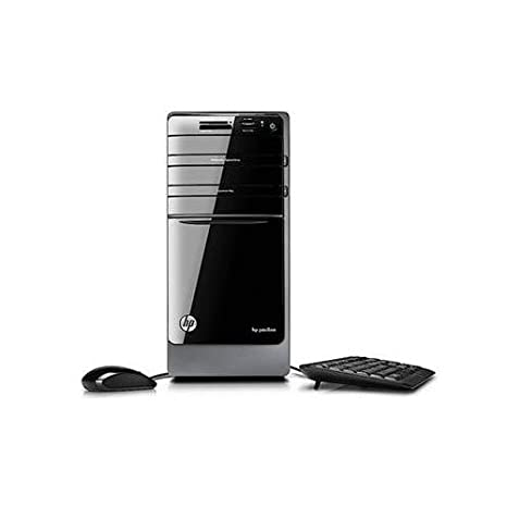 HP Pavilion 1287c 3.1GHz i5-2400 Escritorio pequeño Negro PC - Ordenador de sobremesa. Haz clic para obtener una vista ampliada