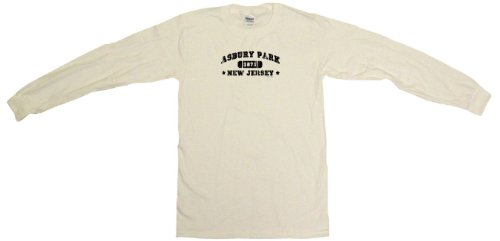 Asbury Park New Jersey Men's Sweat Shirt - Attire Shore Jersey