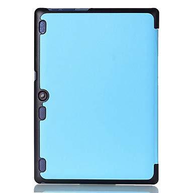 大人気 Lenovo Lenovo Tab 3 10 Business (TB3-X70F 3/ Business N) ライトブルー 用ケース スタンド/マグネットフルボディケース ソリッドカラー ハードPUレザー Lenovo Tab 3 10 Business (TB3-X70F/ N) 用 ライトブルー B07KW9MS9M, charm:82a609a4 --- a0267596.xsph.ru