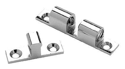 44 mm x 8 mm Seachoice 50-35981 Sujeta-puertas zinc cromado