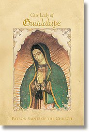 Dr - Our Lady of Guadalupe Patron Saints of the Catholic Church Book. Catholic Saint Our Lady of Guadalupe Patron Saint of Americas, Mexico, North & South America, Unborn Children.