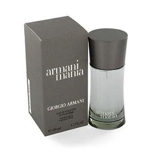 MANIA by Giorgio Armani Eau De Toilette Spray 3.4 oz