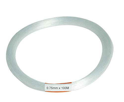 Fiber optic cable,PMMA plastic end glow cables for star sky ceiling led light kit 0.03in(0.75mm) 328ft(100M)/roll