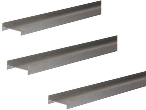 I Beam H section Plaster Render Profile Scraper 1.2m / 4ff (set of 3 REFINA 256014)