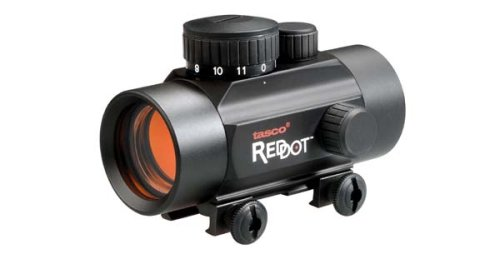 Tasco Red Dot 1 x 30mm Rifle Scope 5 MOA Dot Reticle, Outdoor Stuffs
