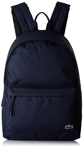 Lacoste Mens Backpack - Peacoat Navy, used for sale  Delivered anywhere in Canada