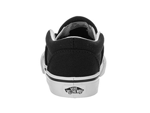 Vans Classic Crib, Unisex - Kinder Sportschuhe - Skateboarding Black/True White