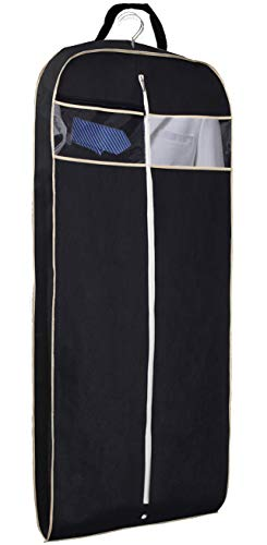 garment bag for suitcase - 1