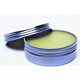 250 mg Hemp Oil Pain Relief Hard Salve Featuring Arnica and 20 Essential Oils and Healing Herbs